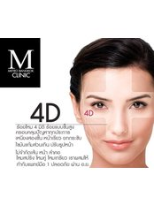 4D absorbable thread lift - Metro Bangkok Clinic