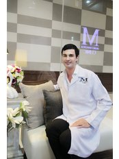 Mr Renaud d'Hercourt - Manager at Metro Beauty Centers