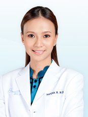 Dr Natcha - Consultant at Natchanok Clinic