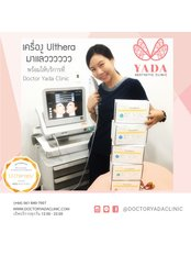 Ultherapy - Doctor Yada Clinic