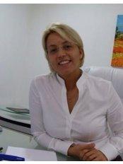 Ms Inci Incioglu -  at Meltem Şarkışlalı Esthetic and Wellness - Mecidiyeköy