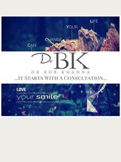 Dr BK The Ultimate Dental and Medical Aesthetics Clinic - 115 Queens Road, Reading, RG1 4DA,
