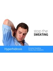 Excessive Sweating Treatment - Hilton Skin Clinics