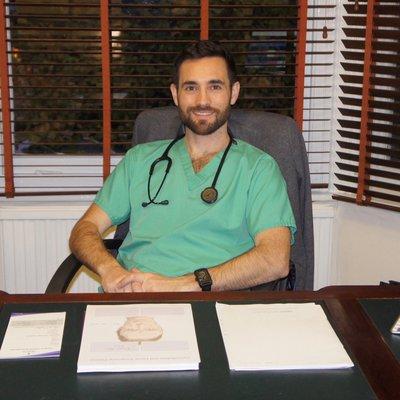Dr Robert Berry