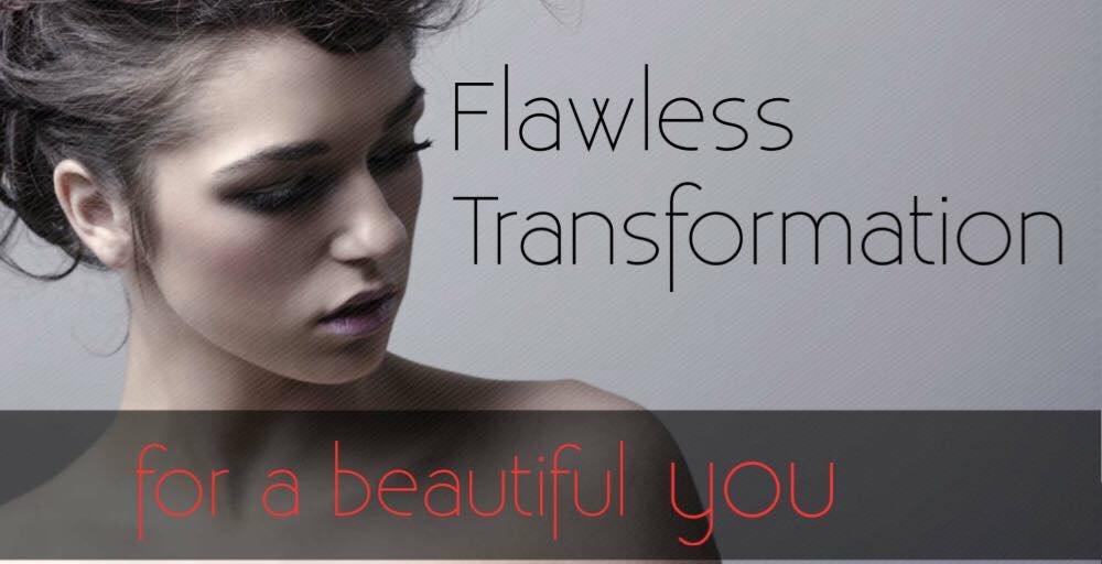Flawless Transformation, The Beauty Barn