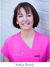 Adele Booth - Practice Therapist at Re-enhance Skin and Body Clinic