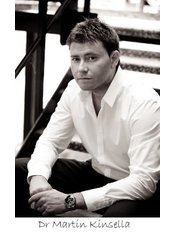 Dr Martin Kinsella - Doctor at Re-enhance Skin and Body Clinic