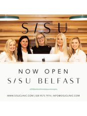 SISU Aesthetic Clinic - Belfast - 63 Ann Street, Belfast, Belfast, Belfast, BT1 4EE,  0