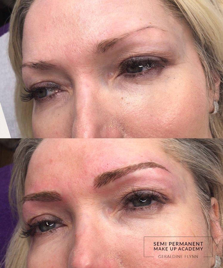 Semi Permanent Makeup Derry | Saubhaya Makeup