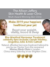 Bioidentical Hormone Therapy - Allison Jeffery Skin Health and Laser Clinic