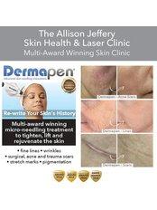 Dermapen™ - 60% Off | Add  Half Price Uber Peel £60 - Allison Jeffery Skin Health and Laser Clinic