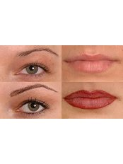 Hair Stroke Eyebrows - Semi-Permanent Makeup Cardiff