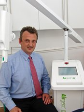 Mr James Kitchen - Aesthetic Medicine Physician at Stratford Dermatherapy Clinic - Body Image