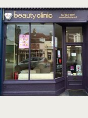 The Beauty Clinic - 104 Marmion Road, Southsea, PO5 2BB,