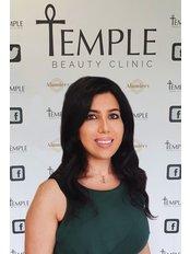 Mrs Niusha Shekarian - Pharmacist at Temple Clinic Ltd.