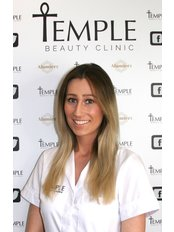 Mrs Kylie Hudson - Practice Therapist at Temple Clinic Ltd.