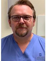 Callum Graham - Dentist at Ayyu Aesthetics Clinic