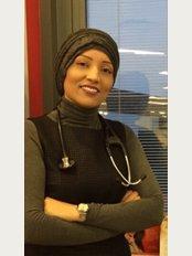 Dr Hala Elgmati (Clinic13 Glasgow) - Clinic13, 178 Bath Street, Glasgow, Glasgow City, G2 4HG,