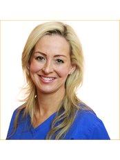 Ms Kerry Inglis - Receptionist at Clinetix - Glasgow