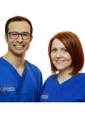 Clinetix - Glasgow - Drs Emma & Simon Ravichandran