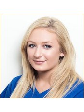 Ms Mollie Aspden - Receptionist at Clinetix - Glasgow