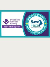The NewYou Skin Clinic - Saveface accredited clinic