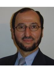Mr Haytham Al-Khaffaf - Consultant at Manchester Vein Clinic