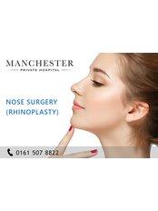Rhinoplasty - Manchester Private Hospital