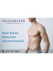 Gynecomastia - Manchester Private Hospital
