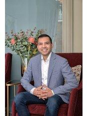 Mr Rupesh Shah - Aesthetic Medicine Physician at London Lip Clinic