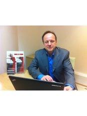 Thomas Basler -  at Body Silk Clinic - Hither Green