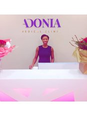 Adonia Medical Clinic - Luxury clinic reception