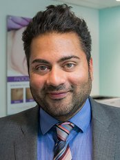 Dr Hash, Private GP (NLP, Sports Medicine & Acupuncture) -  at Mayfair Practice