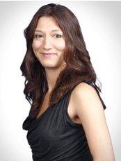 Martha Poulou -  at The Hogarth Health Club