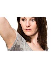 Excessive Sweating Treatment - Malinki Cosmetics