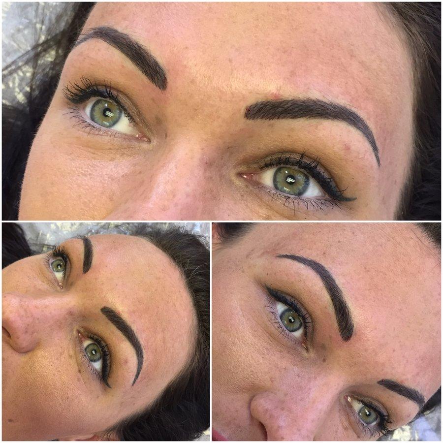 Semi Permanent Makeup Eyebrows Liverpool | Saubhaya Makeup