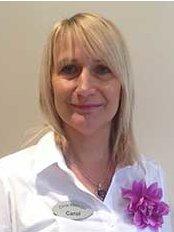 CAROL CARLISLE  CLINIC MANAGER -  at Treats Beauty and Aesthetics