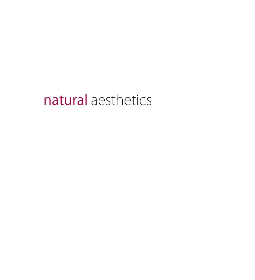 Natural Aesthetics - High Generals Wood-Washington