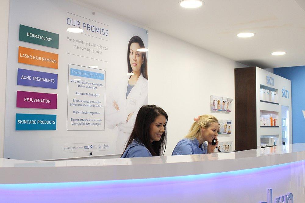 Skin Treatment Leamington Spa