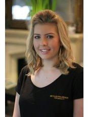 Laura -  at Benjamin Ryan Hair and Beauty