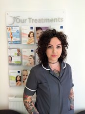 Miss Sue Iommi -  at New You Laser clinic