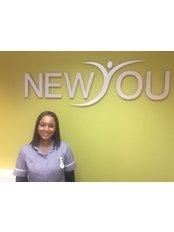 Miss Shanade Gordon -  at New You Laser clinic