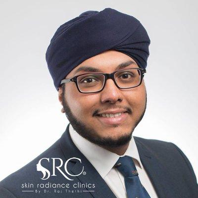 Dr Raj Thethi MBChB BSc(Hons) MRCSEd