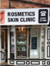 Rosmetics Aesthetics Limited - Clinic Frontage