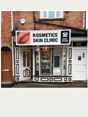 Rosmetics - Clinic Frontage