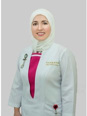 Mrs Redad Rashed - Practice Therapist at Sansaya Cosmetic Surgery and Dentistry