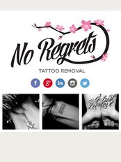 No Regrets Laser Tattoo Removal - 18-26 Faversham Street, MARRICKVILLE, New South Wales, 2204,
