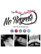 No Regrets Laser Tattoo Removal - 18-26 Faversham Street, MARRICKVILLE, New South Wales, 2204,  0