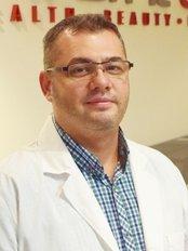 Dimitar Tsvetkov -  at Dermatology clinic Estelayn