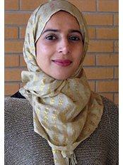 Dr Tasnim Gafoor -  at The Medspa at Oshun House